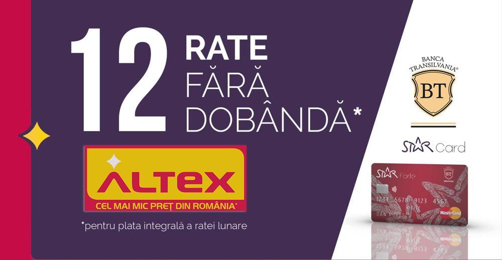 Credit online altex
